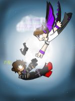 Catch Me When I Fall (Skylox) by R3dXgaming