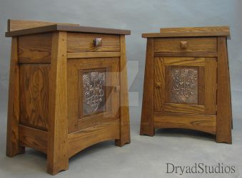 Highland Nightstands by DryadStudios