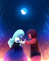 Steven Universe - Entirely New by Brian-Rousette
