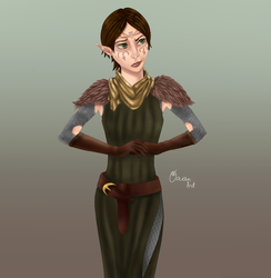 Merrill by OakenArt