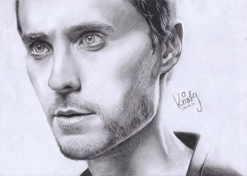 Jared Leto by HorvathKristy