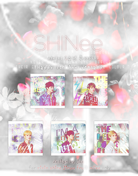 150525 SHINee 7th Anniversary by shinee890908