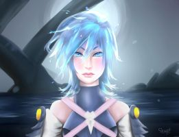 Aqua in Realm of Darkness by Shinyou-chan