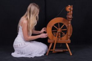 Spinning Wheel by DanikaMilles