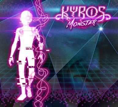 Kyros - Monster EP - Album Cover by scumbugg