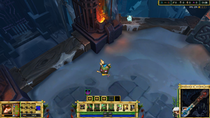 League of Legends Panda Teemo HUD by ToranasOverlays
