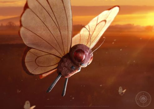 Butterfree by JoshuaDunlop