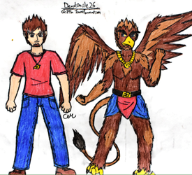 Dreadsmile (Griffin Transformation) by lasercraft32