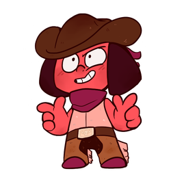 Cowboy Ruby by LeniProduction