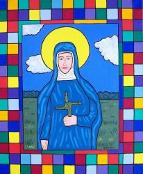 SAINT BRIDGET by wwwEAMONREILLYdotCOM