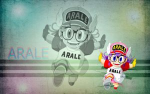Arale by Extreme001