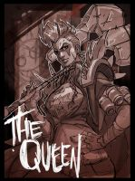 The Queen of Junkertown by Neexz