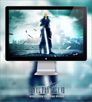 Final Fantasy VII Wallpack by phs2