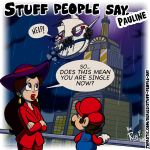 Stuff people say 316 by FlintofMother3