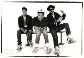 Beastie Boys chea by hydroxide-x