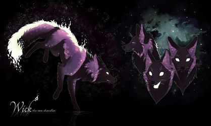 Wick - Reference Sheet by Plaguedog