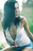 Rain Wet I by ChrisK-photo