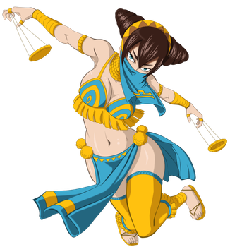 Fairy Tail - Libra Transparent PNG by deliquescedesign