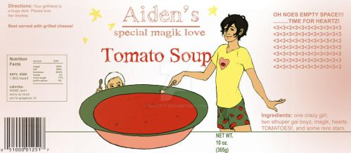 tomato luff soup by shley77