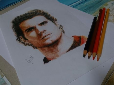 Superman HenryCavill by AllanBrix