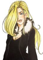 Olivier Armstrong by PasitheeArt