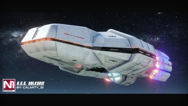 U.S.S. Valkyrie #2 by CINEMATIC-FILMS by calamitySi