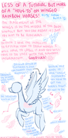 My Little Pegasus - Tutorial by Fudge-Butts