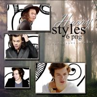 #5PNG-Harry Styles by IrishMarshmallowxxx
