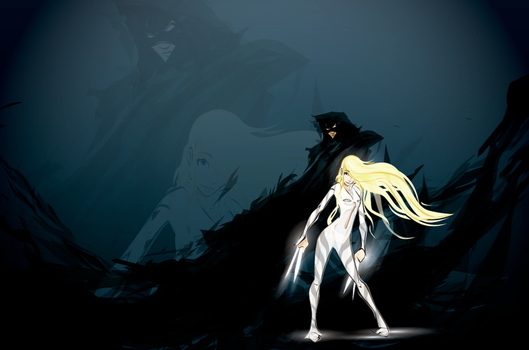 Cloak and Dagger by ChasingArtwork