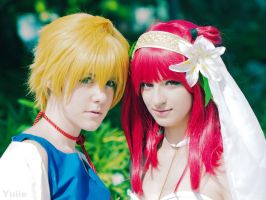 MAGI:. Alibaba and Morgiana by Yuiie