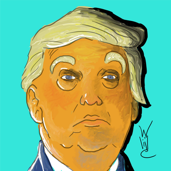 The Donald by elementw