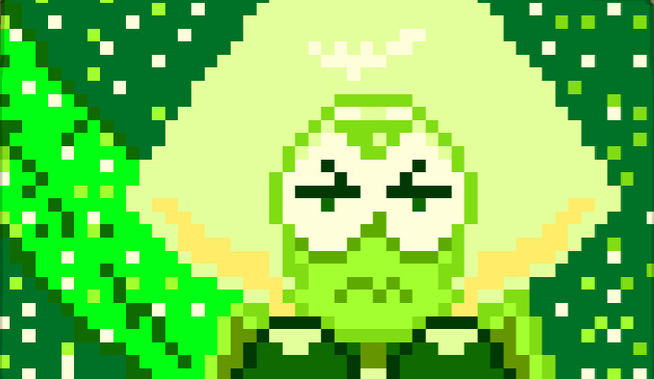 Pixel Peri by lotrfanforlife