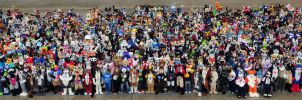 AnthroCon - Everybody by Milkb0ne
