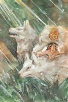 princess mononoke by dodostad