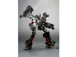 Armored Core - Megatron by leangreen76