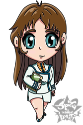 Misa Chibi by Mizu-chanPL