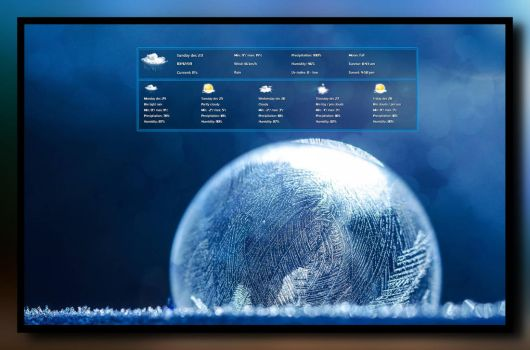 SWeather VR1.1 by sephirotess