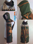 Iron Banner Destiny Hooded Scarf by Liquidfire3