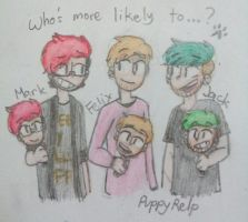 Suck a dick to save their channel | MarkSepticPie by Puppyrelp
