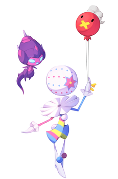 We all float in Ultra Space by kimchikat