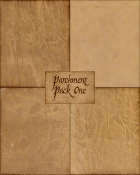 Parchment Papers One by MediocreMemory