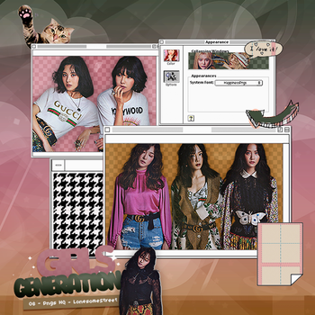 374|SNSD|Png pack|#08| by happinesspngs