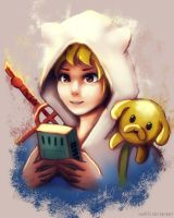 Adventure Time by Neil03