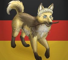 Germany by Shadow-jumping
