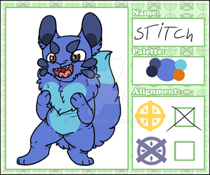 [wc]Stitch approval by millemusen