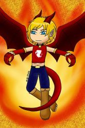ArthurPendragon by forestchick501