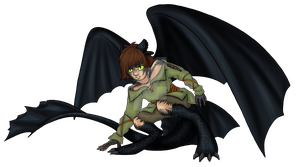 Guardian Hiccup by A-Foxi-Reminder