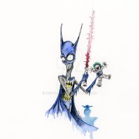 The Last Bat Lord of the Sith by Nephellim