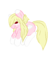 CLOSED : 5 Point Kawaii Pony Adopt by Violeta-Adopts