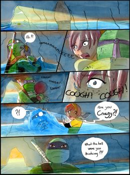 TMNT Frozen heart - Page 5 by Niva-Art